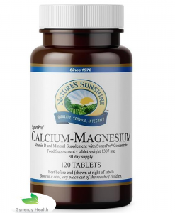 calcium-magnesium by nature's sunshine
